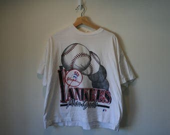 80's Bootleg Yankees Shirt