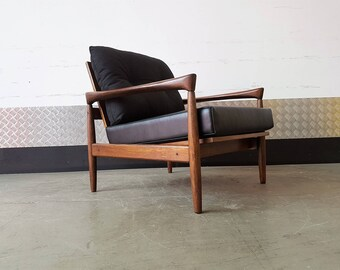 Scandinavian Mid Century Armchair 1960's