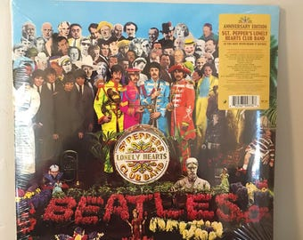 The Beatles - Sgt. Pepper's Lonely Hearts Club Band (Anniversary Edition)