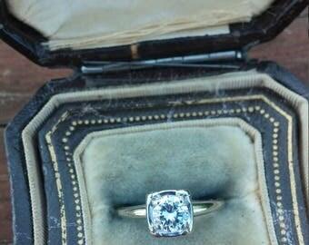 14k Gold 0.50ct Diamond Engagement Wedding Ring