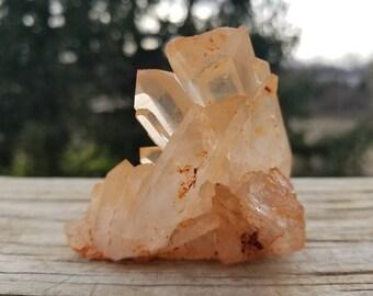 135g Tibetan Quartz Crystal Cluster