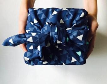 Furoshiki wrapping cloth / Color Theory Design