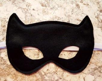 catwoman kids felt masks