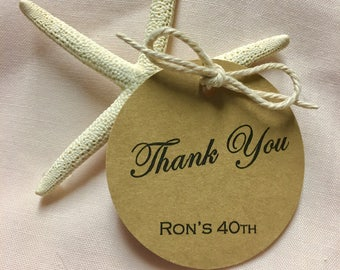 Cheers! Thank You Shot Glass Favor Tags, Wedding Tags, Thank you Tags, Champagne Bottle Tags, Favor Tags, Custom Tags ~2in Circles