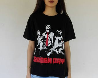 GREEN DAY Tour 2012 T-Shirt UNISEX M