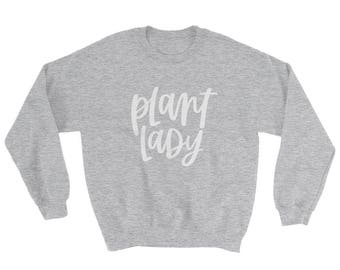 Crazy Plant Lady | Plant Lady Sweater | Plant Lover Shirt |  Plant Mom | Plant Babies | Keri Christine | Plant Lady Shirt