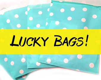 Lucky Bags! Gambler Edition