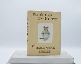 The Tale of Tom Kitten by Beatrix Potter (Vintage)
