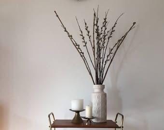 60s Boho fat Lava ceramic vase by Scheurich 285-30 Decor Amsterdam