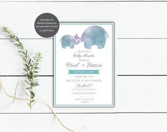 Sweet + Simple Invitation