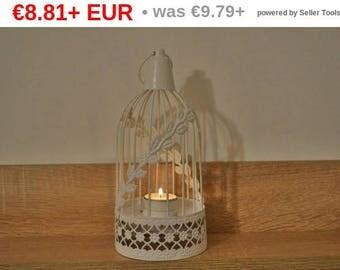 10%OFF White bird cage wedding lantern / wedding lanterns / wedding bird cage lantern / wedding centerpiece