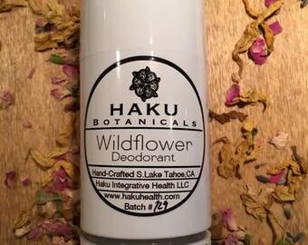 Wildflower Deodorant