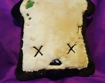 Moldy Toast Plushie