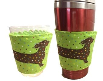 Hot or Cold Cup Cozies