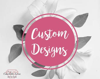 Custom/ Bespoke Design Service - Digital Designs Available - Flyers - Brochures - Logos - Price Lists - Catalogues - Greeting Cards