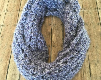 Lavender Loves Me Infinity Scarf