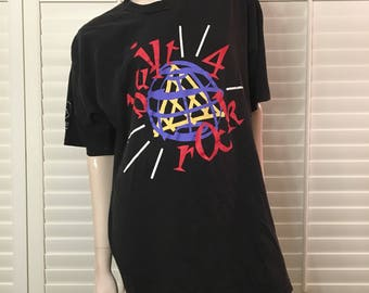 1995 Rock & Roll Hall of Fame Grand Opening T Shirt