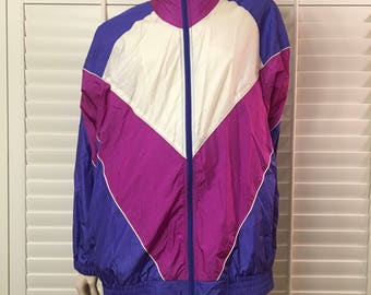 90s windbreaker (with tag)