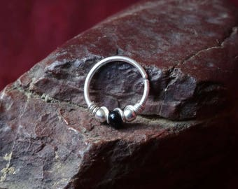 925 sterling silver ring, handmade.