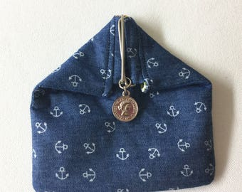 Frame purses/wallet/purse/Magnet: rice ball