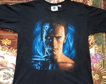 Terminator 2 vintage t-shirt