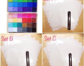 2.6mm Mini Beads 48 Colors Box Set - H Serie