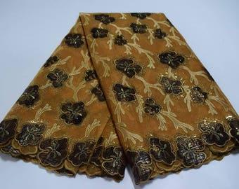 Organza Lace fabric