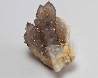 Spirit Quartz crystal cluster