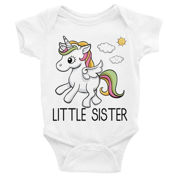 Newborn Girl Little Sister Coming Home Outfit Baby Sister Onesie Newborn Sister Sister Outfits, sister, little sister shirt, sibling shirts