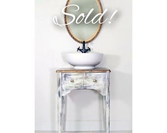 SOLD *** Bathroom Vanity ***SOLD