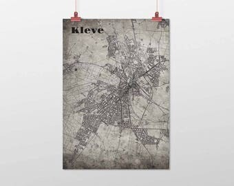 Kleve - A4 / A3 - print - OldSchool