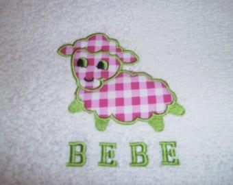 TOWEL 30 X 50 SHEEP