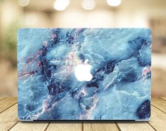 Blue Marble Macbook Case Hard Marble Macbook Air 13 Case Marble Macbook Pro 15 Case MacBook Air 13 Air 11 Case Marble MacBook pro 13 2016
