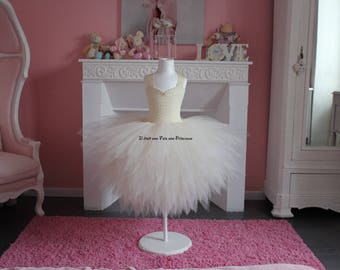Tutu dress, wedding dress