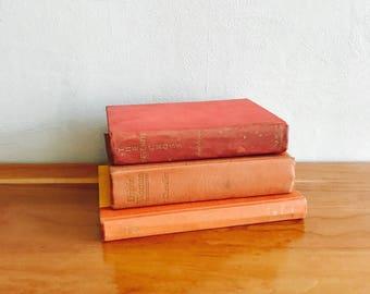 Vintage Book Set