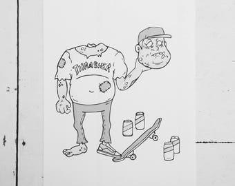 Zombie Skater pt 2