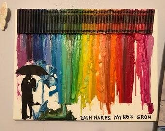 Rain Makes Things Grow