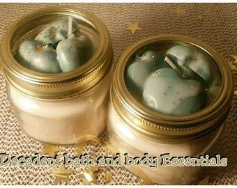 Salted Caramel Apple Candles - 10ea