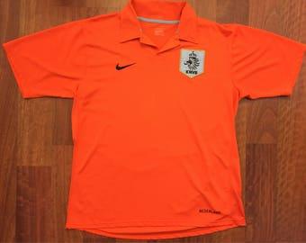 2006 Nike Netherlands Holland Soccer Jersey Size Large