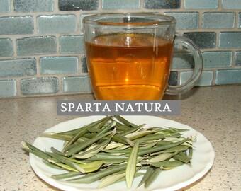 Organic Olive leaf tea, 1,42 oz. (40 gr.), anti-aging, antibiotic, cardioprotective