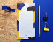 """Bloc-notes - Notepad """"Momentum"""" - 10,5 x 21 cm - 50 pages"""