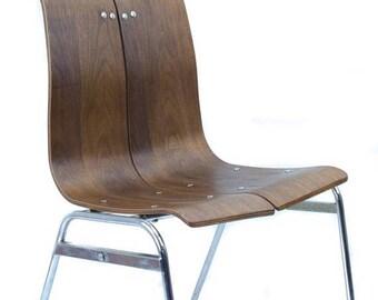 FLASH SALE Hans Bellmann Style Chair Mid Century Modern