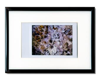 "Fine Art Photography ""Inverness"" Framed Instax Mini Print"