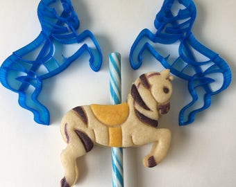 Carousel Zebra Cookie Cutter Set