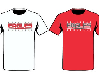 Holliday Eagles Shirt