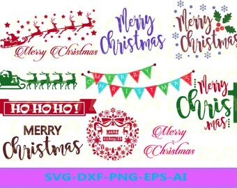 60 % OFF, Merry Christmas SVG, ChrisTmas svg, Jesus svg, Christmas  svg, Holiday svg svg, png, eps, dxf, Instant download  vector files