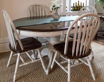Refinished Dining Set