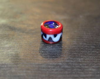 Viking glass bead - Ribe viking glass