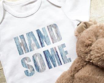 BABY BOY Onesie, Baby Boy Clothes, Newborn Onesie, New Mom Gift, Newborn Clothes, Baby Shower Gift, Baby Shirts, Newborn Shirts