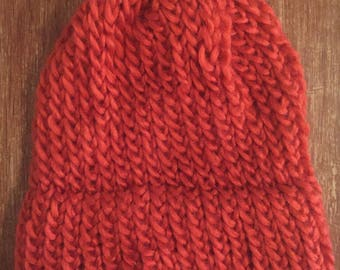 Made To Order Single Color Knit Hat